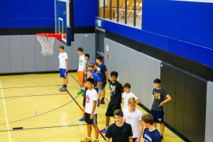 Freshmen Tryouts