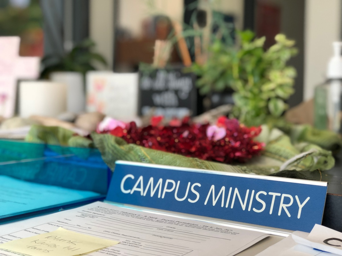 Campus Ministry: A Home Away From Home